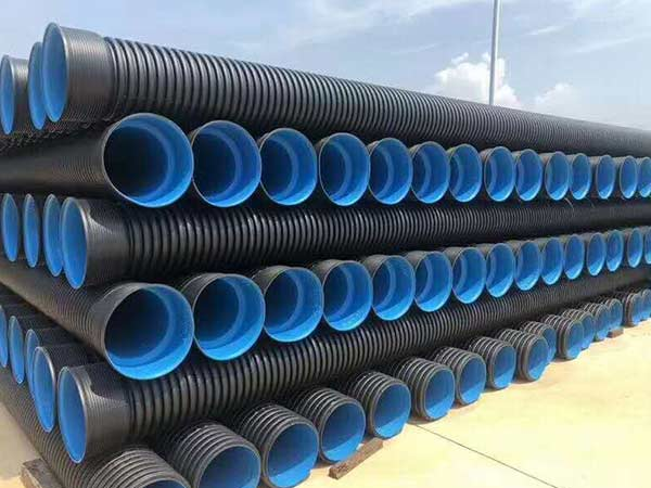 塑料管材分類及應用